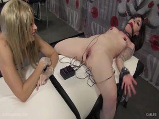 Смотреть порно видео лесби с большими сиськи в чулках